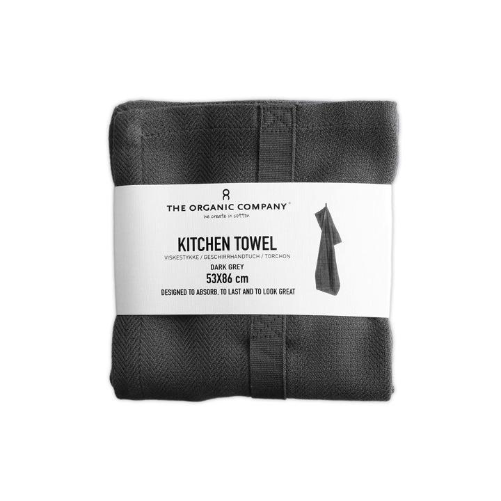 Kitchen Towel dark grey