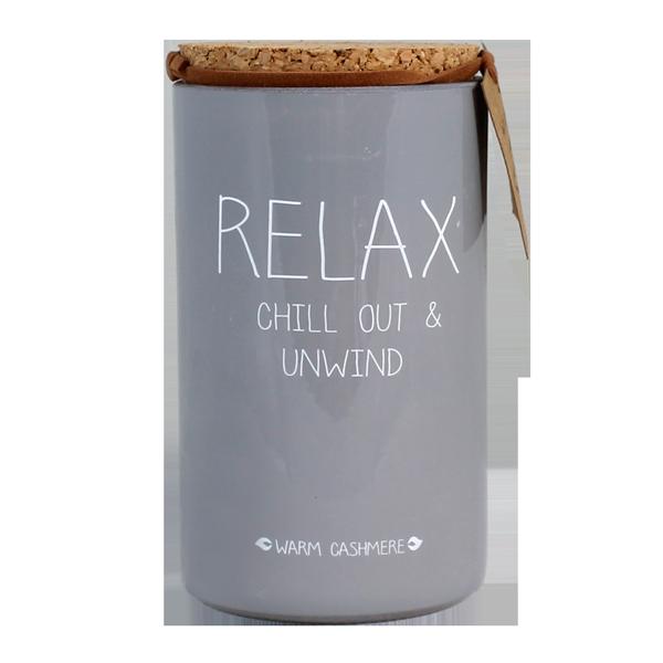 sojakaarsen-Relax